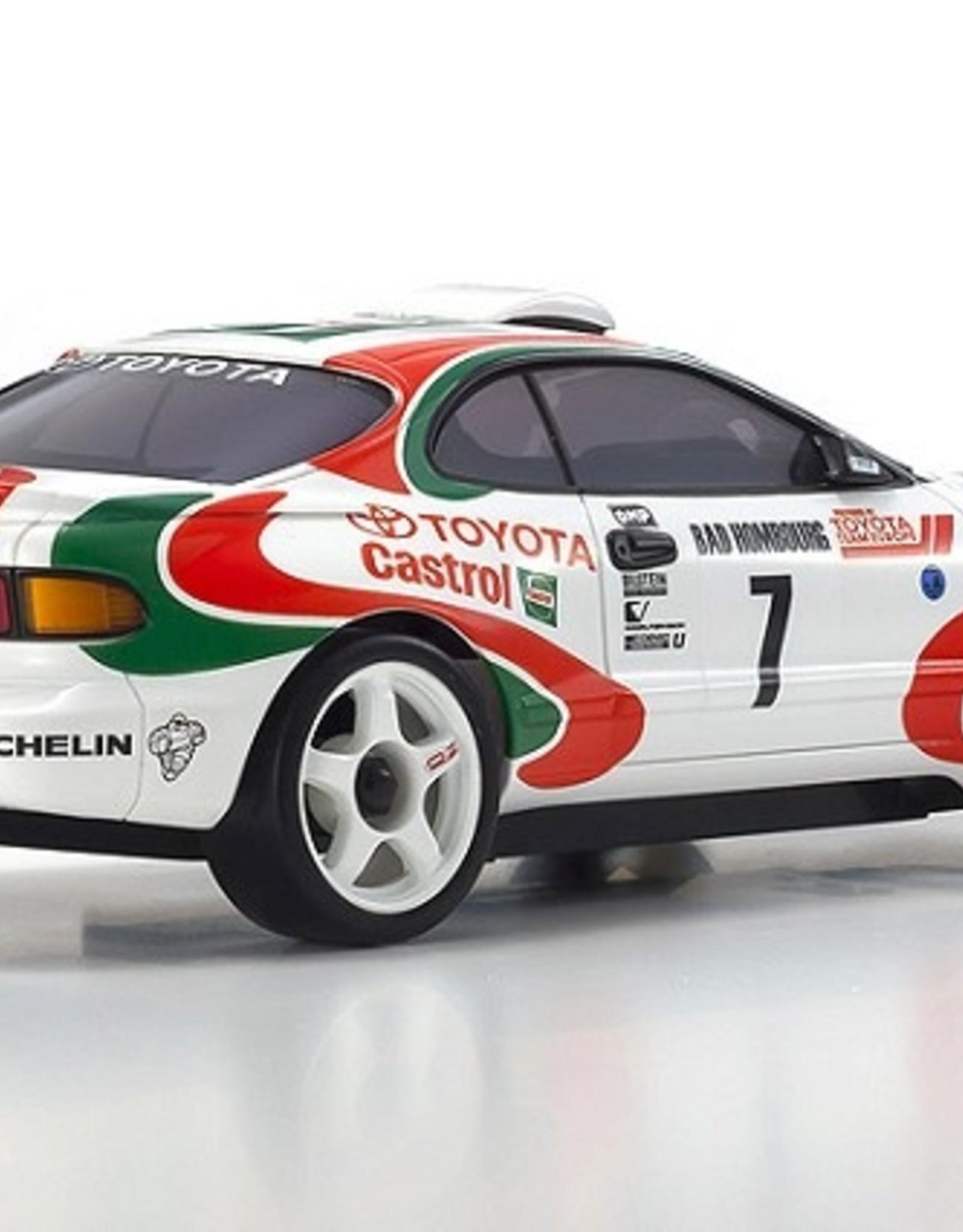 Kyosho Kyosho MINI-Z AWD CELICA TURBO 4WD No.  7 WRC 1993 Juha Kankkunen MA-020 RS Toyota 32615JK