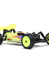 losi Losi 1/16 Mini-B Brushed RTR 2WD Buggy, Yellow/White
