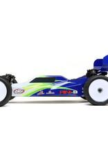 losi Losi 1/16 Mini-B Brushed RTR 2WD Buggy, Blue/White