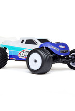 losi Losi 1/18 Mini-T 2.0 2WD Stadium Truck Brushless RTR Blue