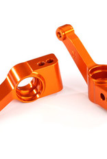 Traxxas Traxxas Carriers, stub axle (orange-anodized 6061-T6 aluminum) (rear) (2) TRA1952T