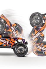 Traxxas Traxxas Hoss 4X4 VXL 1/10 Scale w/TSM Orange