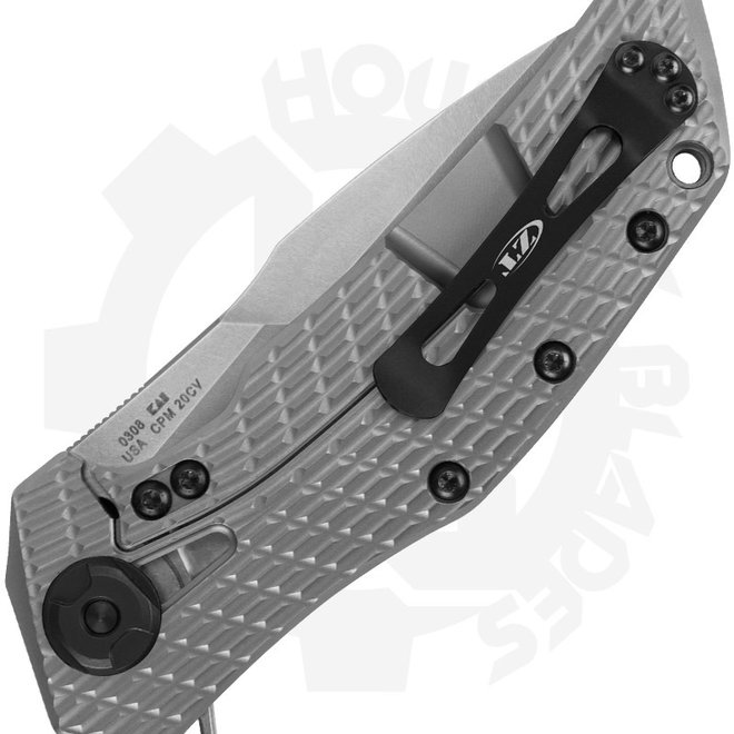 Zero Tolerance COYOTE 0308 - TAN (Manual Flipper Knife)