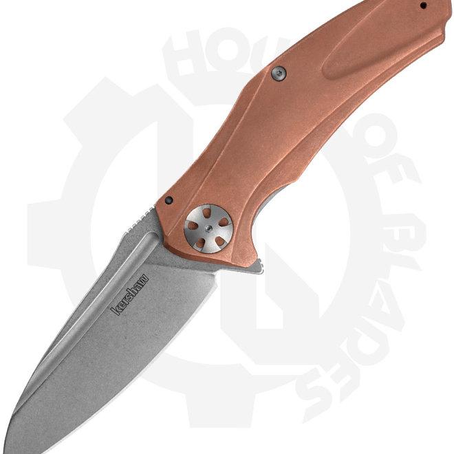 Kershaw Copper Natrix XL 7008CU - Copper (Manual Flipper Knife)