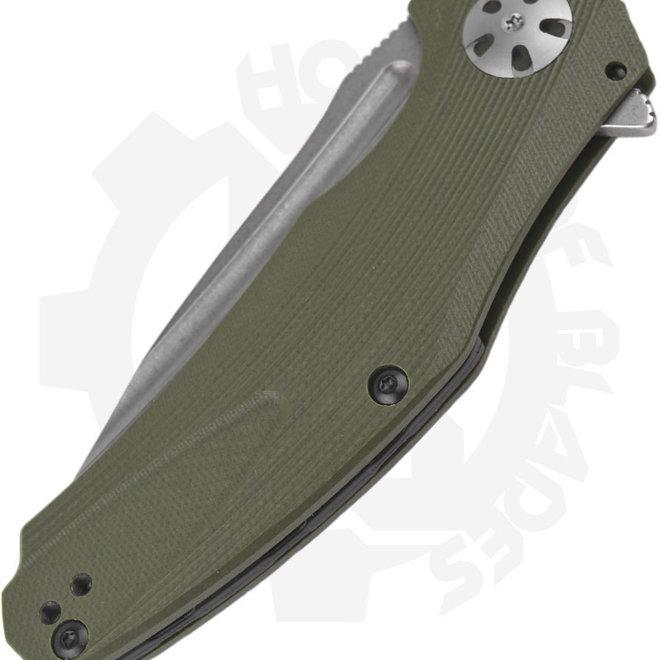 Kershaw KS7007OL Natrix OD Green  Assisted Knife