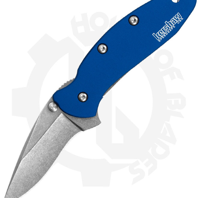 Kershaw Chive Ken Onion 1600NBSW - Blue (Assisted Knife)