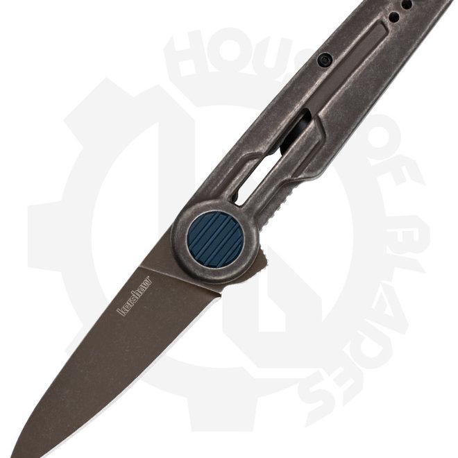 Kershaw Parsec 2035 - Brown (Manual Flipper Knife)