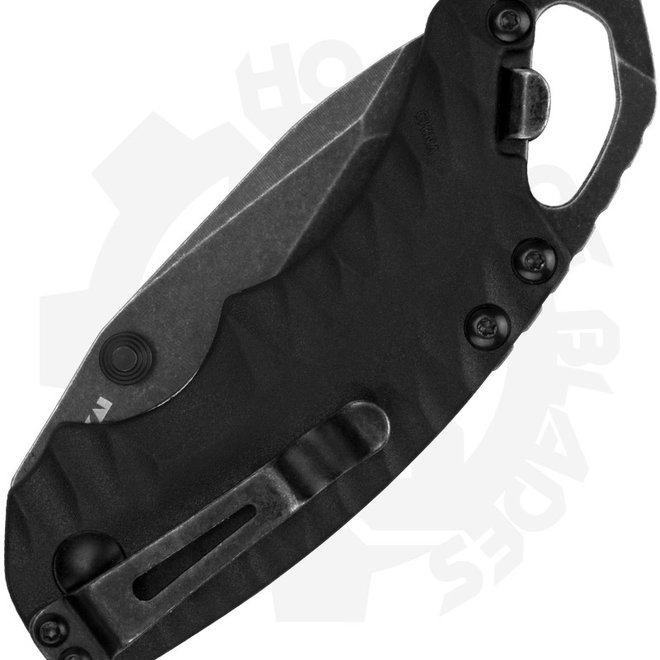Kershaw Shuffle 8750TBLKBW - Tanto Black Blackwash (Manual Folding Knife)
