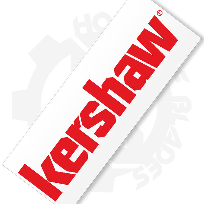 Kershaw Sticker DECALKERSM - Small (Accessory - Decals)