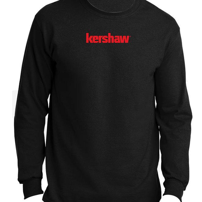 Kershaw Longsleeve Shirt XX-Large SHIRTKER184XXL - Black (Apparel - Shirts)