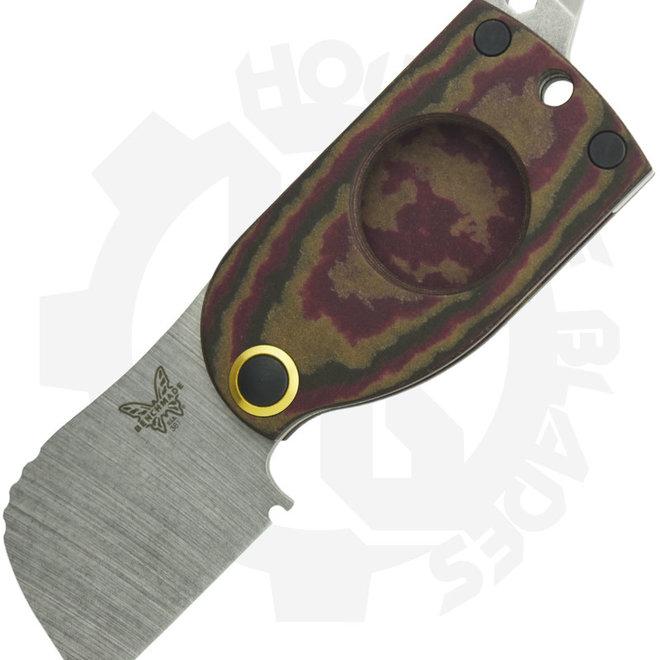 Benchmade Blue Class Famin Demongrivert 381 - (Manual Folding Knife)