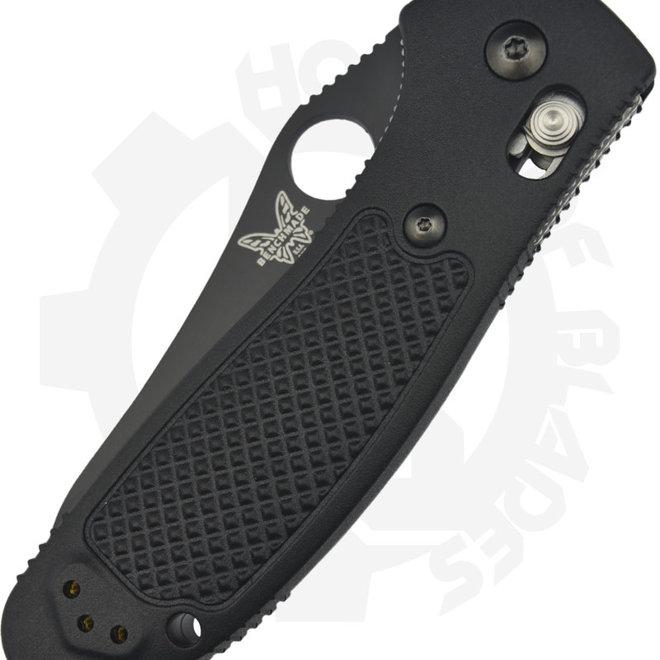 Benchmade Blue Class Griptilian Pardue 550SBK-S30V - Black (Manual Folding Knife)