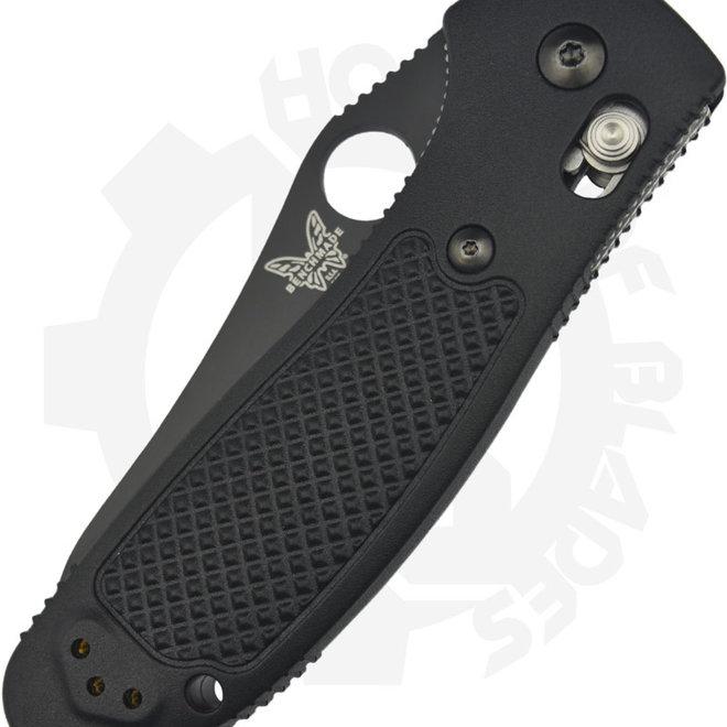 Benchmade Blue Class Griptilian Pardue 550BK-S30V - Black (Manual Folding Knife)