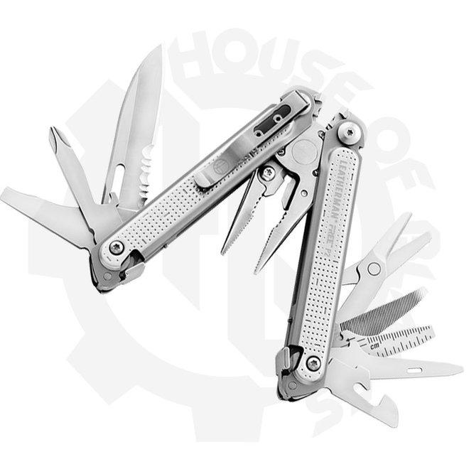 Leatherman Free P2 832636 - Stainless Steel (Multi-Tool)