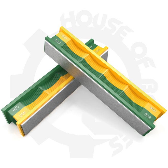Wicked Edge WE400600 400#/600# Diamond Stones Pack Accessory - Sharpener