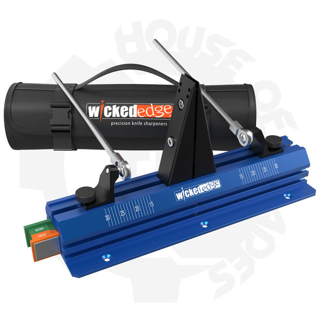 Wicked Edge WE52 Go With Deluxe Bag Sharpening System