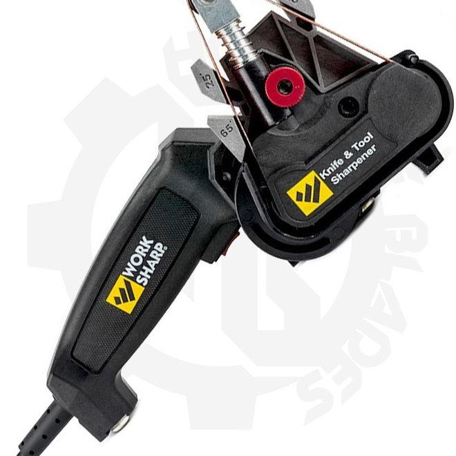 Work Sharp WSKTS Original Knife & Tool Sharpener Black Sharpening System