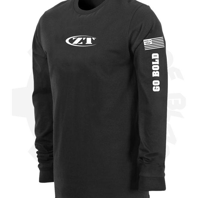 Zero Tolerance T-Shirt SHIRTZT184XL - Black/White (Apparel - Shirts)