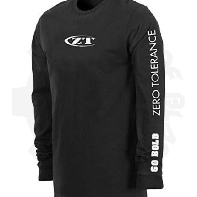 Zero Tolerance Long Sleeve 16 ZTLONG16S - Small (Apparel - Shirts)