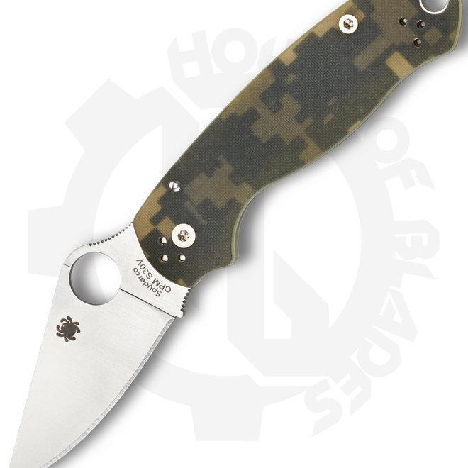 Spyderco Para 3 C223GPCMO - Camo (Manual Folding Knife)