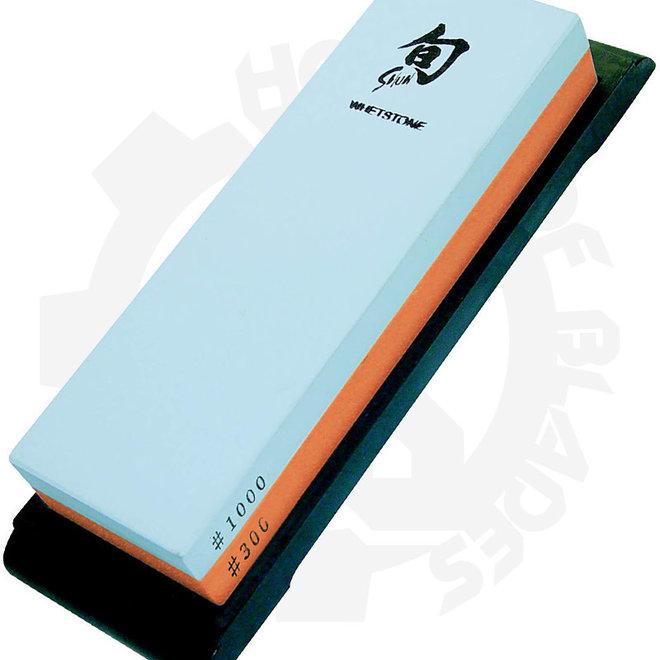 Shun Classic Combo Whetstone 300/1000 DM0708 - (Stone)