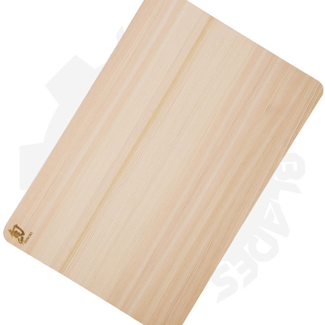 Shun Hinoki Cutting Board - Small DM0814 - (Cutting Board)