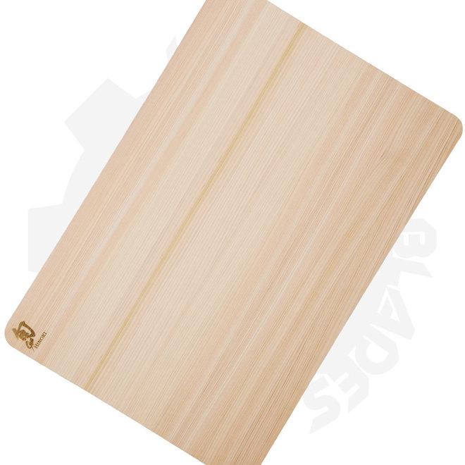 Shun Hinoki DM0814 Cutting Board - Small Kitchen Cutting Board