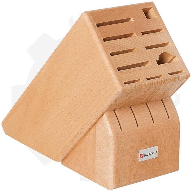 Wusthof Gourmet 8516 16 Pc Natural Kitchen Cutlery Block Set