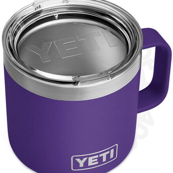 YETI Rambler 14 oz. w/ Lid - Peak Purple (Drinkware - Mugs)