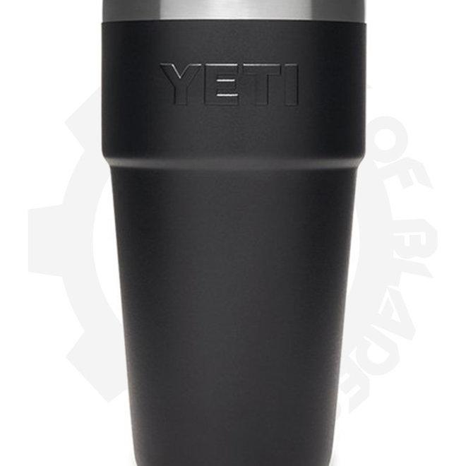 YETI Rambler 16 oz. Pint - Black (Drinkware - Tumbler)