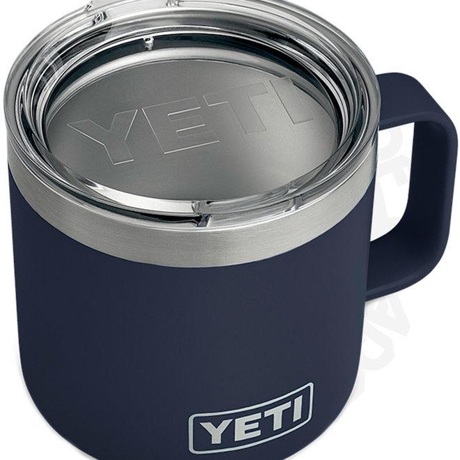 YETI Rambler 14 oz. w/ Lid - Navy (Drinkware - Mugs)