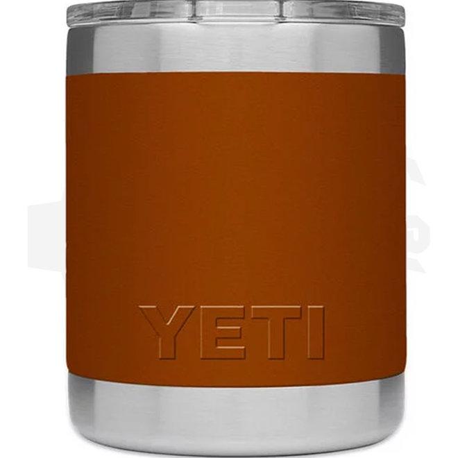 YETI Rambler Lowball - Clay (Drinkware - Tumbler)