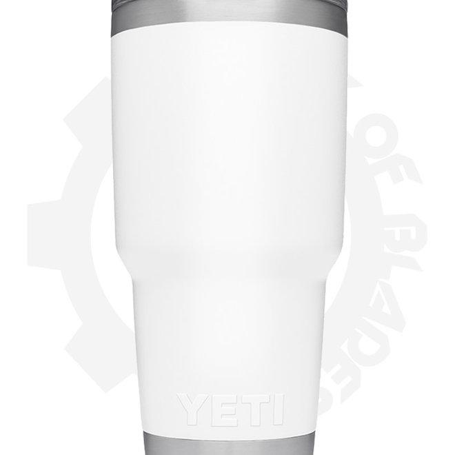 YETI Rambler 30 oz. - White (Drinkware - Tumbler)