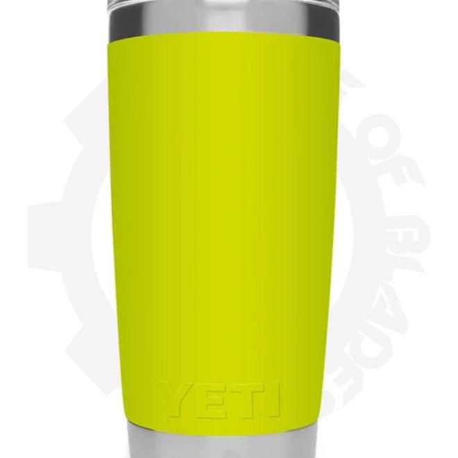 YETI Rambler 20 oz. - Chartreuse (Drinkware - Tumbler)