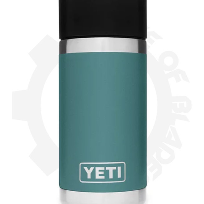 YETI Rambler 12 oz. Hot Shot - River Green (Drinkware - Bottle)