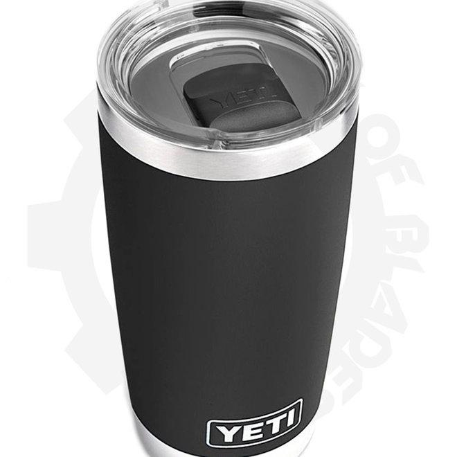 YETI Rambler 20 oz. - Black (Drinkware - Tumbler)