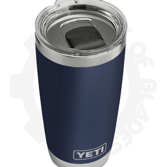 YETI Rambler 20 oz. - Navy (Drinkware - Tumbler)