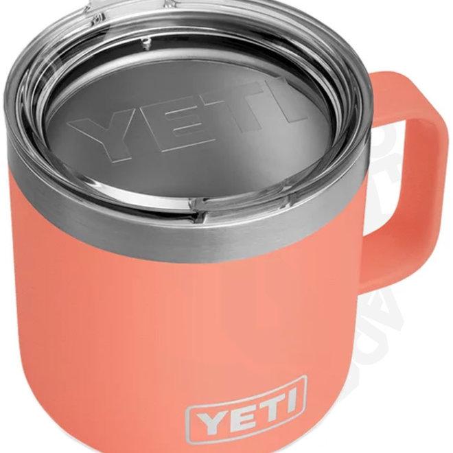 YETI Rambler 14 oz. MUG - Coral (Drinkware - Tumbler)