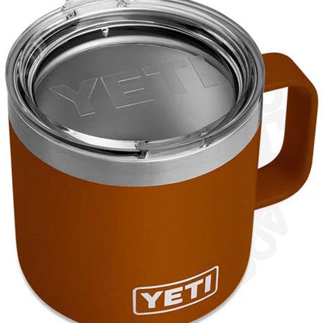 YETI Rambler 14 oz. w/ Lid - Clay (Drinkware - Mugs)