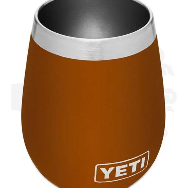 YETI Tumbler YRAM10WCLAY 10 oz. Wine Tumbler Clay Drinkware - Tumbler