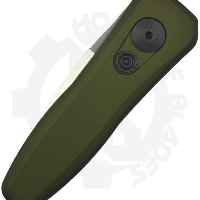 Kershaw 7500OLSW Launch 4 OD Green Aluminum Auto Knife