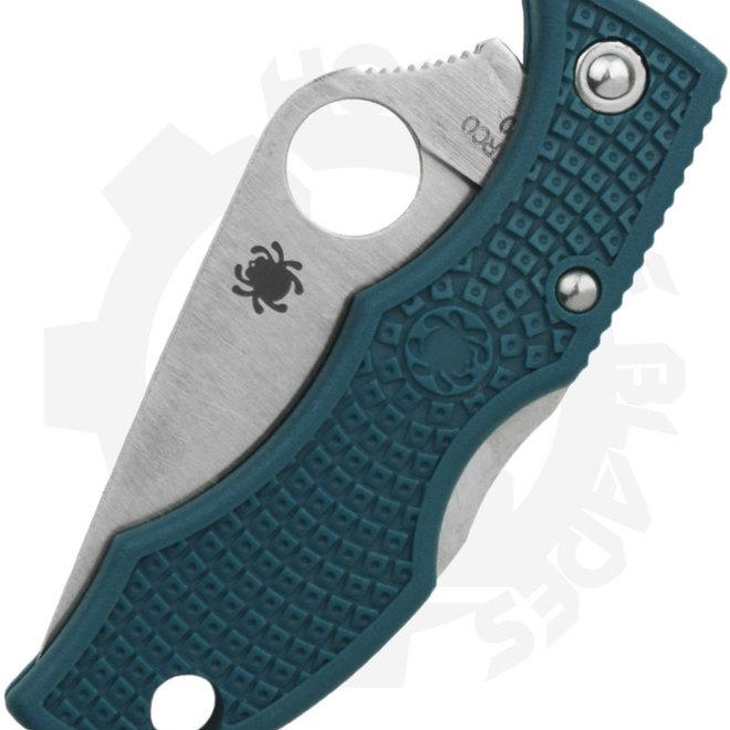 Spyderco LADYBUG LFP3K390 - Blue (Manual Folding Knife)