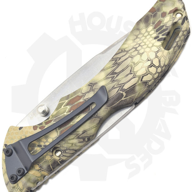 Buck Bantam Kryptek 0286CMS26 - Camo (Manual Folding Knife)