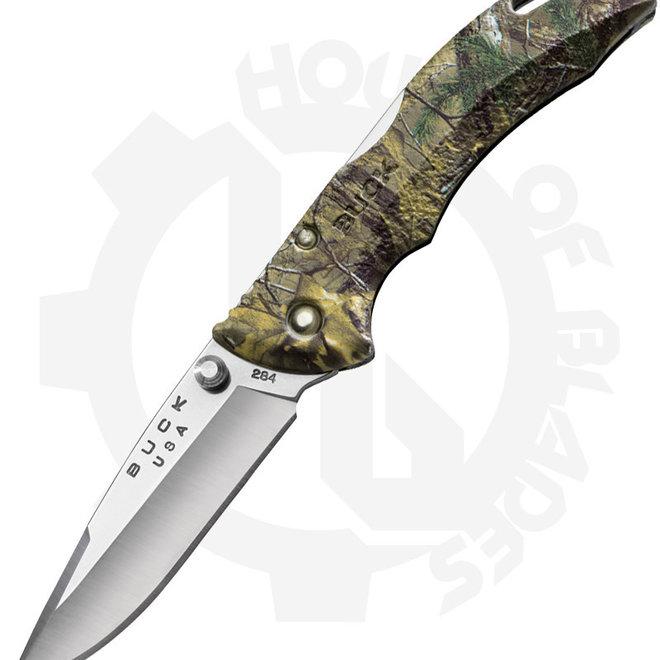 Buck Bantam Realtree 0284CMS18 - Camo (Manual Folding Knife)