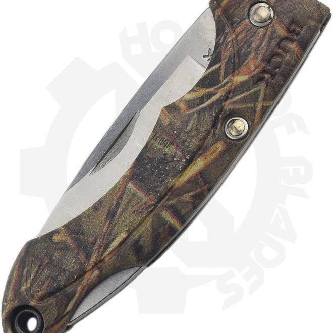 Buck Nano Bantam Muddy Water 0283CMS32 - Camo (Manual Folding Knife)