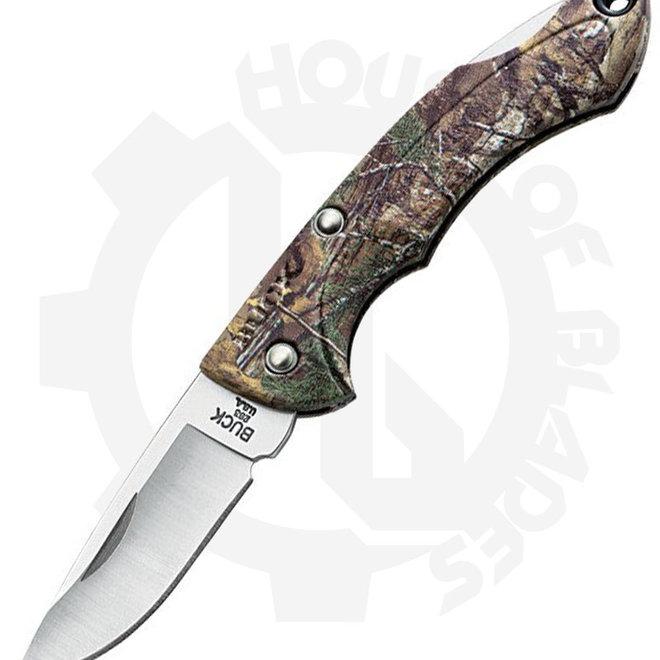 Buck Nano Bantam Realtree 0283CMS18 - Camo (Manual Folding Knife)