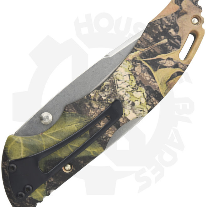 Buck Bantam Mossy Oak 0286CMS - (Manual Folding Knife)