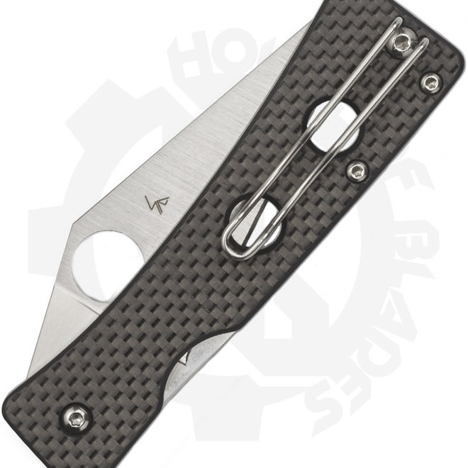 Spyderco Watu C251CFP - Carbon Fiber (Manual Folding Knife)