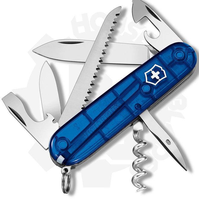 Victorinox 1.3613.T2RUS1 Camper Sapphire Multi-Tool