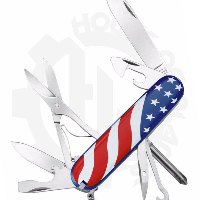 Victorinox 53342 Super Tinker U.S. Flag Multi-Tool